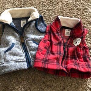 Other - Newborn baby boy vests